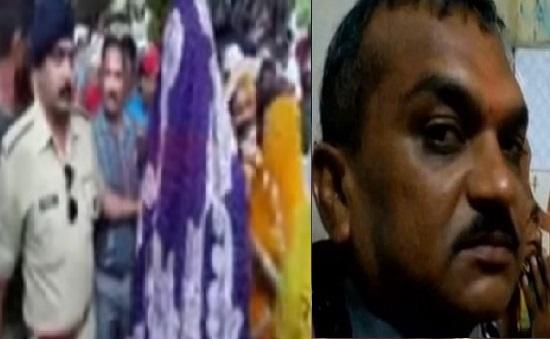 dhabudi maa arrested