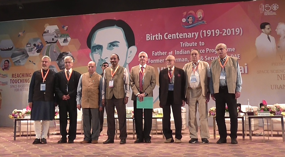 dr vikram sarabhai birth centenary celebrations