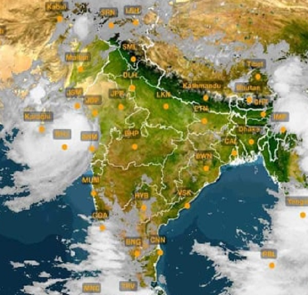 gujarat monsoon updates