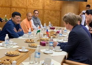 india russia business delegation