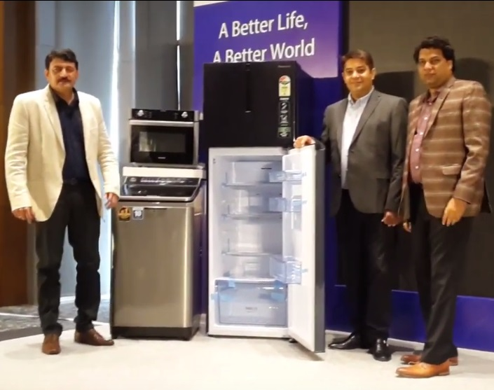 panasonic products launched in ahmedabad