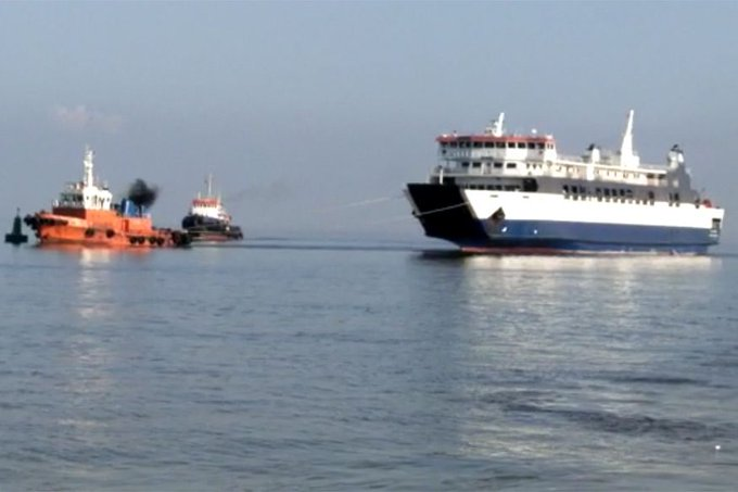 surat to mumbai ferry service