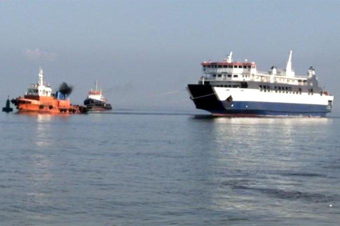 surat to mumbai ferry service