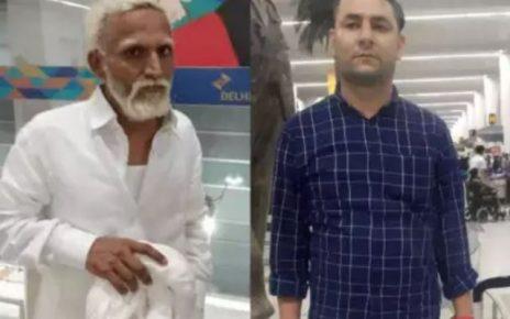 Jayesh Patel caught at delhi airport