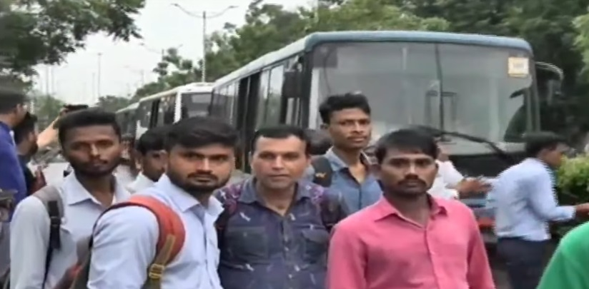 brts bus accident dharnidhar