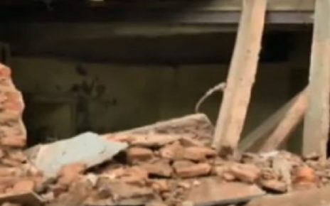 dariapur house collapse