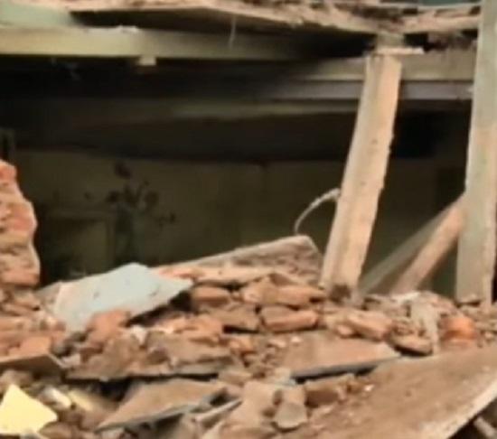dariapur house collapse