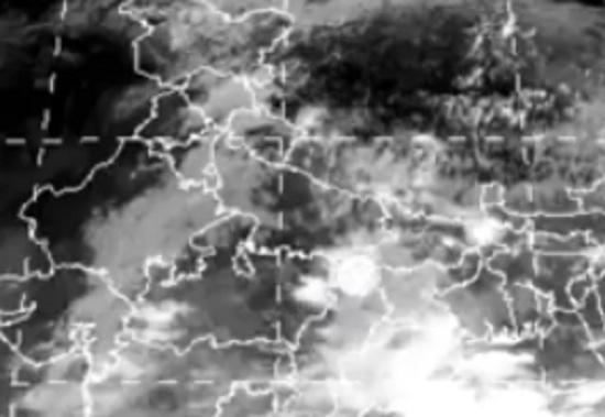 gujarat weather map