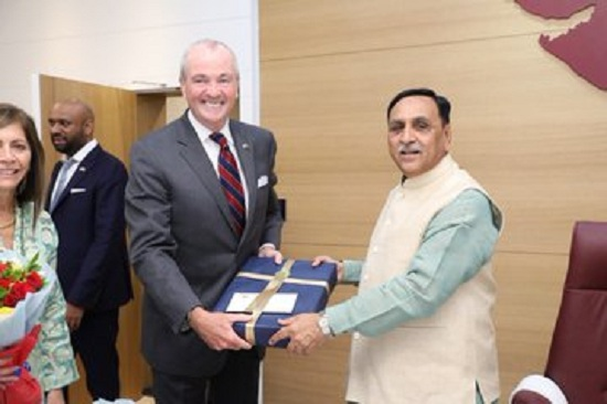 new jersey gujarat business agreement