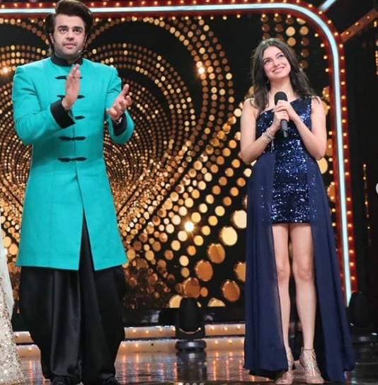 divya khosla at teaser launch