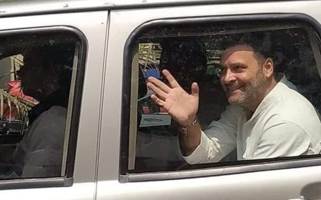 rahul gandhi in ahmedabad