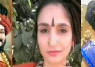 2 sadhvi arrested of nityanand ashram