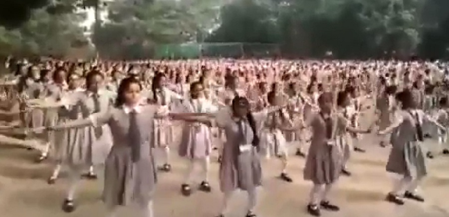 theme dance world record