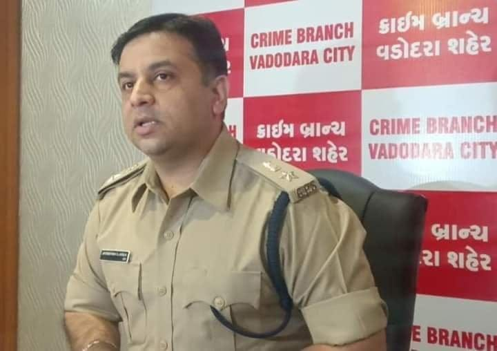 vadodara crime branch