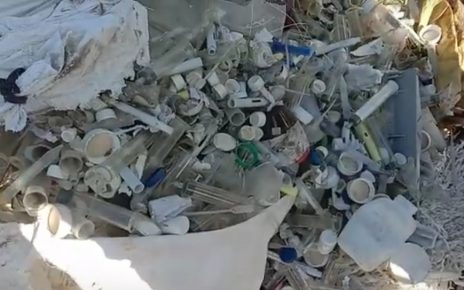 bio-medical waste misuse