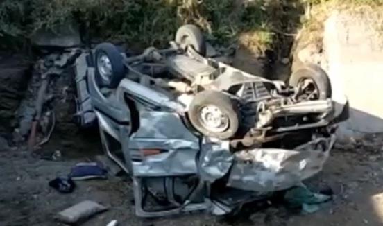 ecco car accident