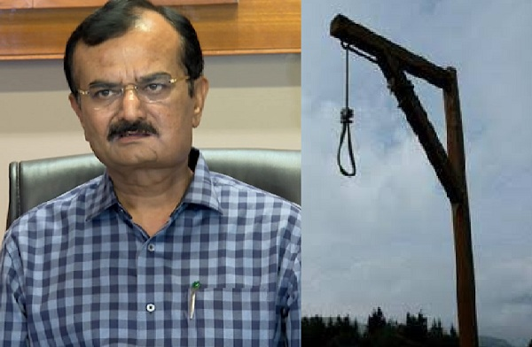 gallows for rapists