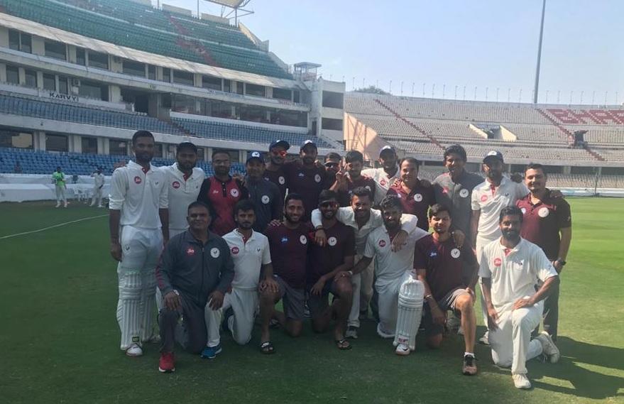 gujarat win against hyderabad
