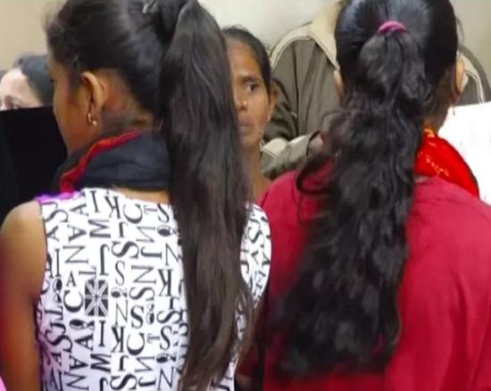 hair cut of girls in rajkot