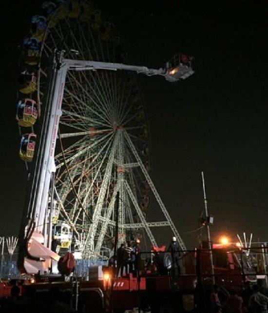 surat giant wheel