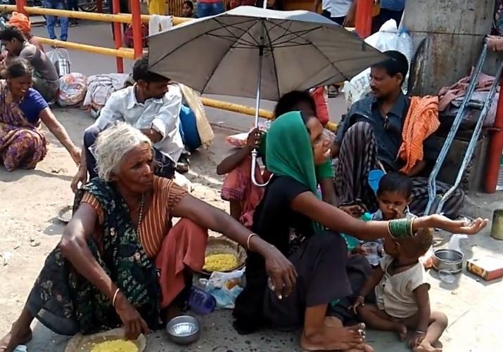ban on begging