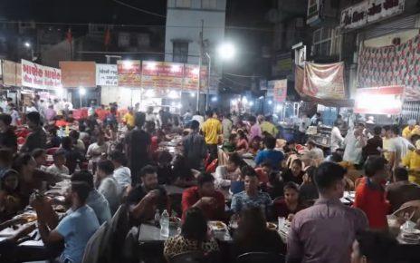 manek chowk night market closed