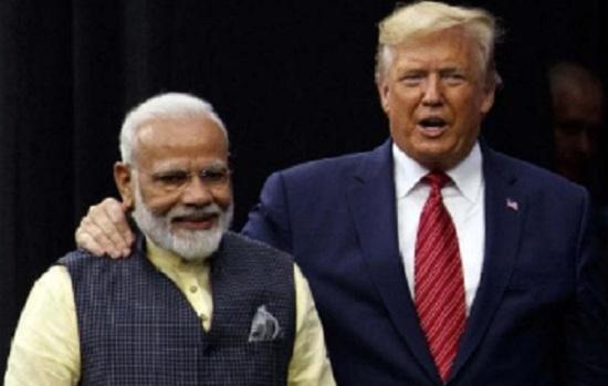 trump to visit india