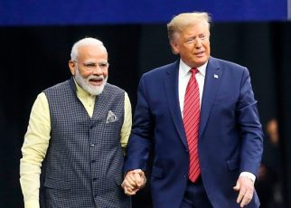 modi trump to visit gujarat