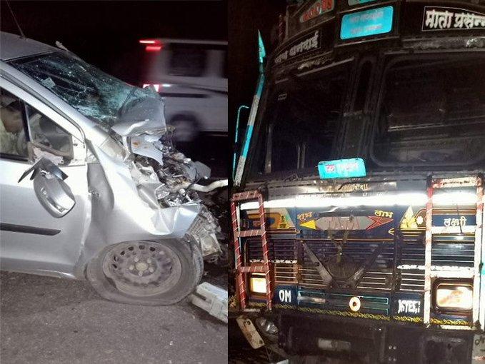 narmada accident