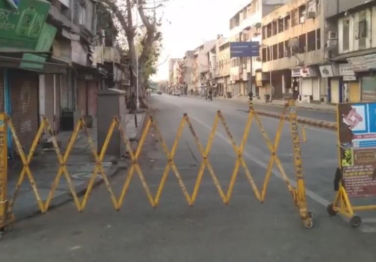 ahmedabad curfew