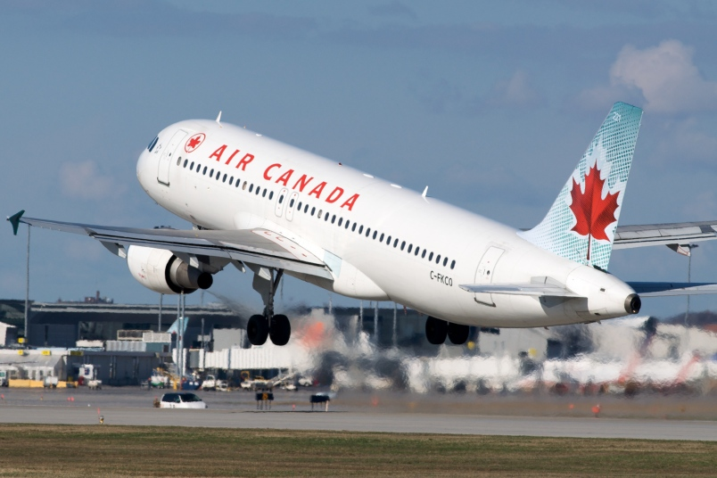 flights to canada