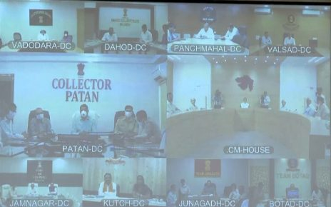 vc cabinet meeting
