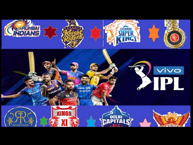 ipl 2020 teams