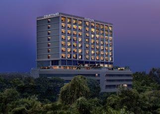 Courtyard by Marriott, Ahmedabad, SBR