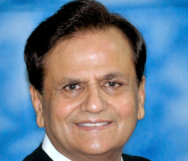 ahmed patel died