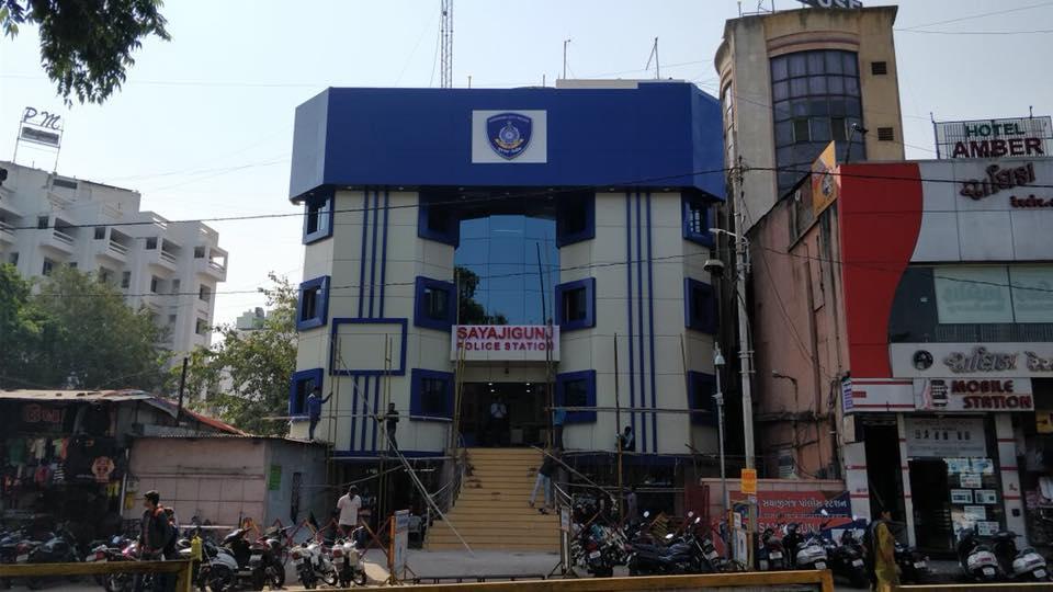 sayajigunj police station