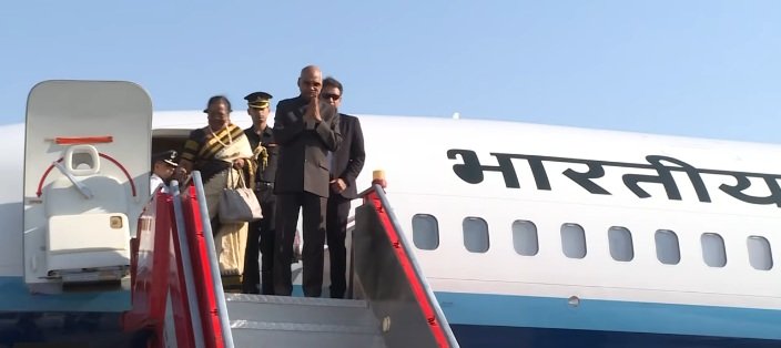 kovind in gujarat