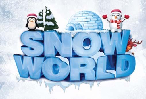 Snow World at Ahmdebad