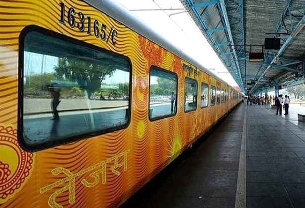 tejas express to resume