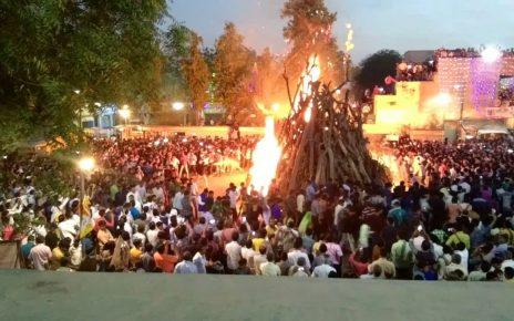 holi gandhinagar