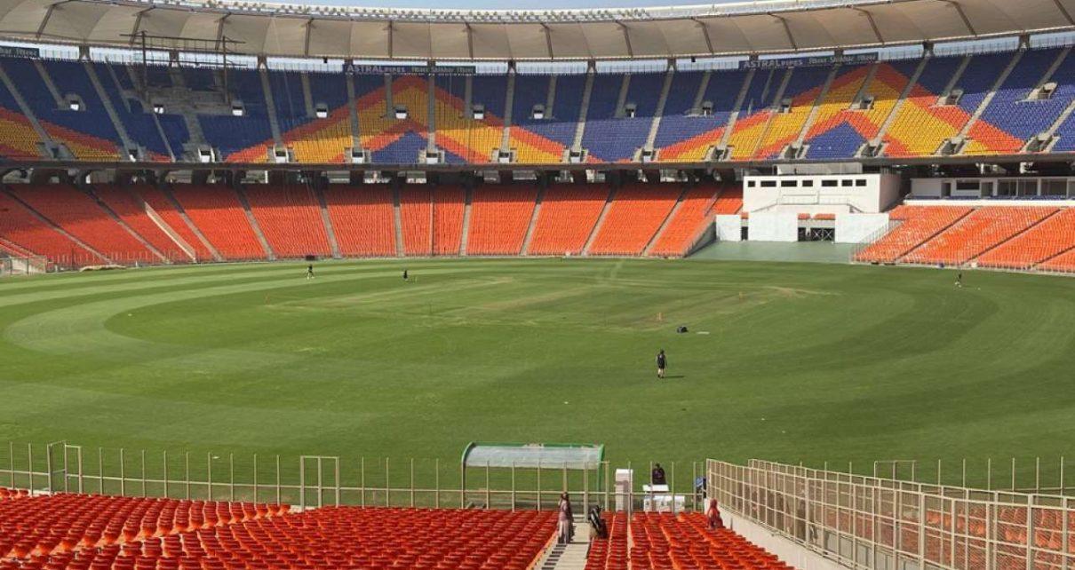 motera stadium new