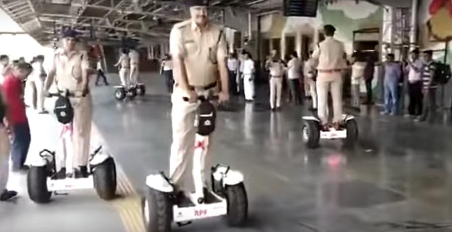 ahmedabad railway police