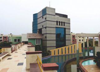 kiit building