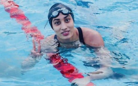 Indian-woman-swimmer-Mana-Patel-for-japan