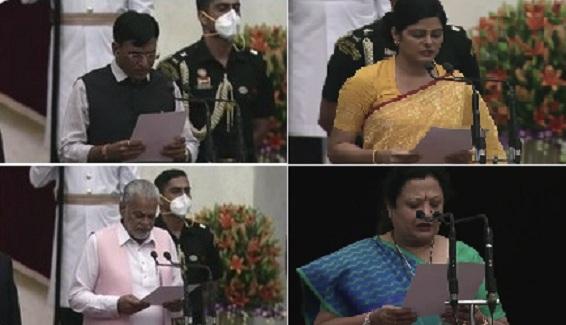 gujarat ministers