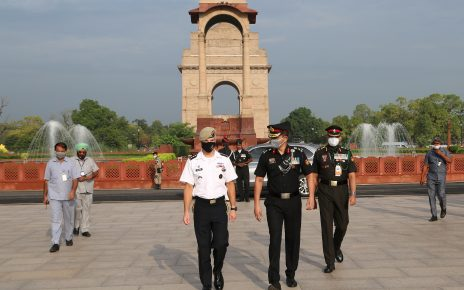 us official delhi visit