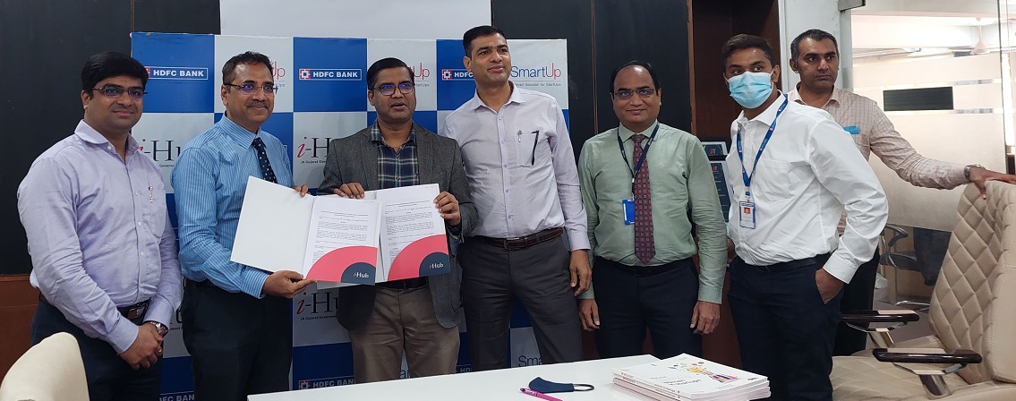 HDFC Bank inks MoU with iHub to support startups