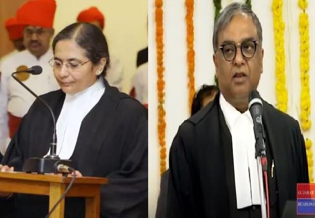 two gujarat justice