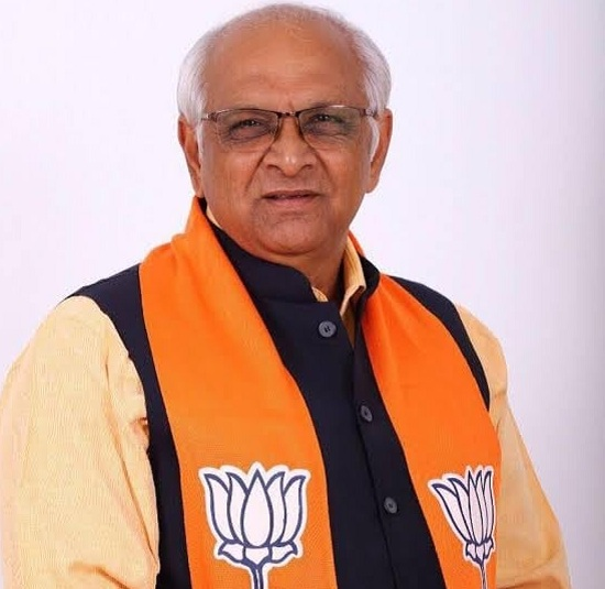 bhupendra patel chief minister of gujarat