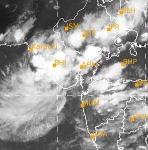 gujarat weather forecast